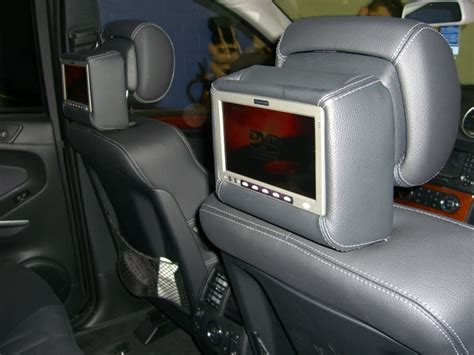 Tv Headrest headrest tv s mbworld org forums
