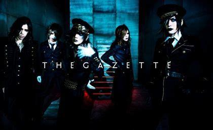 Kaos Band Division Japan 1 海外で人気の日本のロックバンド 1位はthe gazette v系まとめ速報