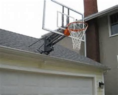 Adjustable Basketball Hoop Garage Mount by Garage Basketball Hoop Neiltortorella