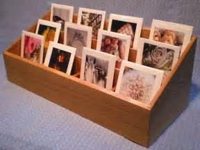 greeting card display rack in oak flickr photo