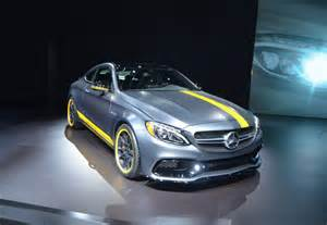 benzboost laas 2015 the c205 c63 amg coupe is gorgeous