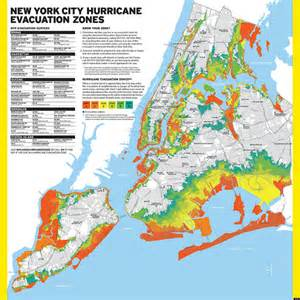 Flood Zone Map Nyc by Nyc Hurricane Evacuation Zones Map Updated Months After