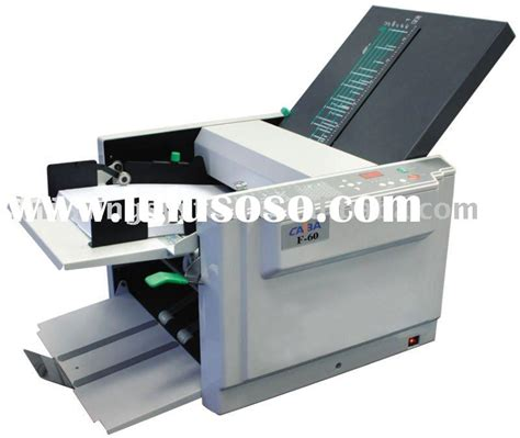 Paper Folding Machine For Sale - automatic paper folding machine for sale price china