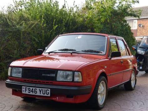 for sale 1988 skoda estelle 130l classic cars hq