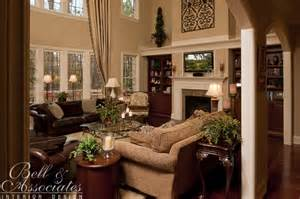 Open Ranch Style Floor Plans living family rooms interior design firm raleigh nc