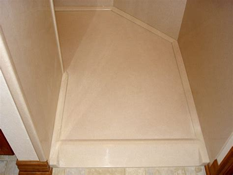 Low Profile Shower Base by Standard Showers