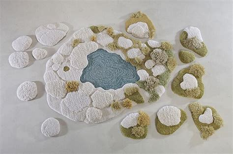 tappeti prato artistici tappeti di portano prati e muschio in