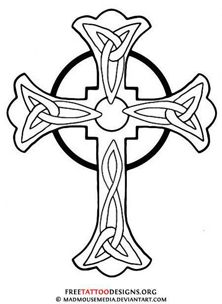 cross tattoo meaning yahoo 48 best christian symbol blacklines images on pinterest