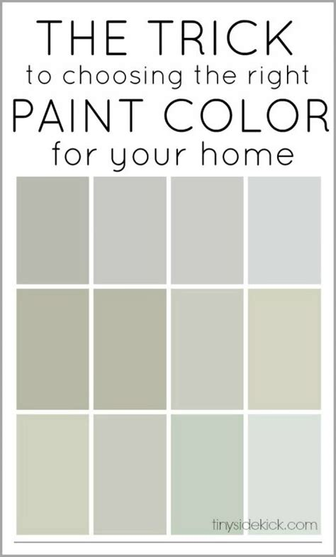 how to pick the perfect gray paint a popular color how to choose neutral paint colors 12 perfect neutrals