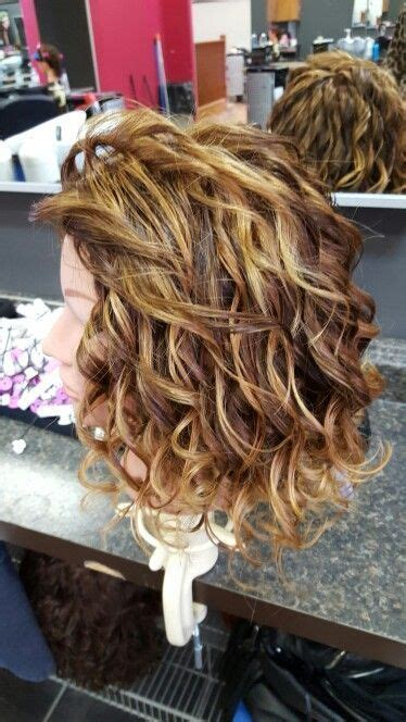big curl perms for medium hair image result for very large loose curl perms medium length