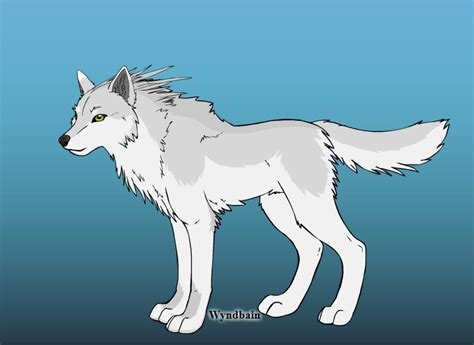 wyndbain wolf maker kyki by intriguingbeast on deviantart