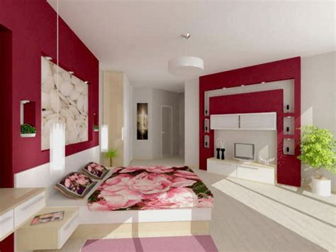 Beautiful Bedroom Interior Design Images Fototapety