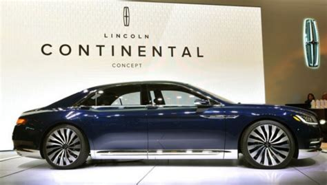 2020 lincoln continental 2020 lincoln continental price specs price release date