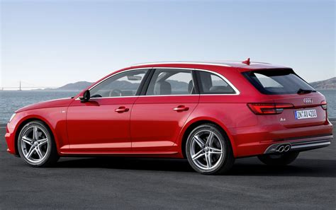 Audi A4 Avant Adac audi a4 b9 avant adac info autodatenbank modellauswahl