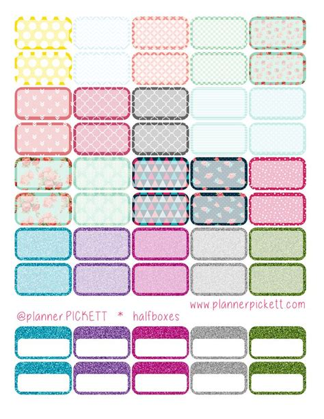 printable eclp stickers free planner printable stickers for eclp erin condren