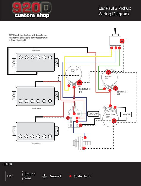 les paul wiring diagrams for guitar wiring diagrams