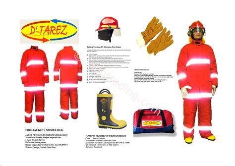 Alarm Pemadam Kebakaran jual baju pemadam kebakaran harga murah bogor oleh pt