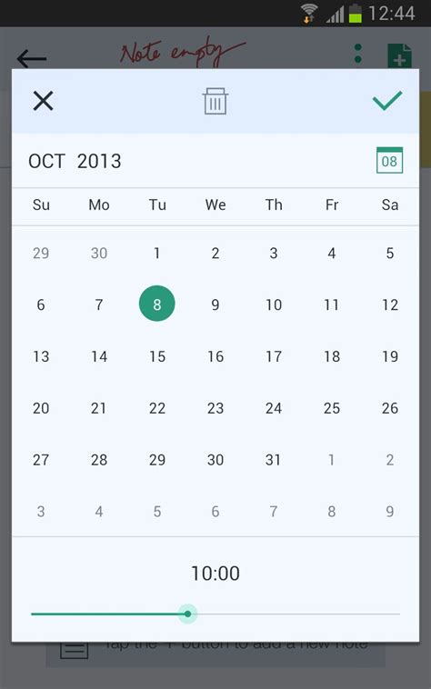 design calendar app android 33 best images about ux patterns time calendars on