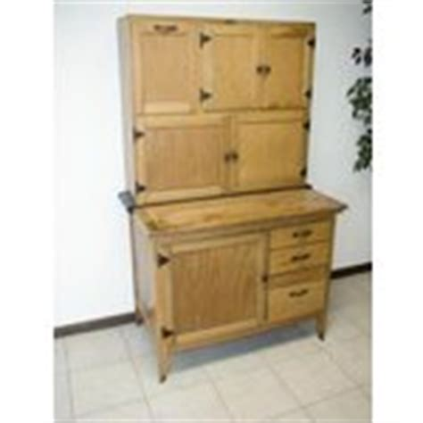 antique oak wilson hoosier cabinet kitchen cupboard 02 07