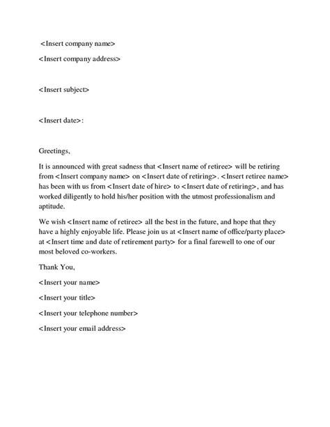 appreciation letter to colleagues after resignation 11 best goodbye letters images on goodbye