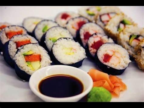 Youtube Membuat Sushi | cara membuat sushi tradisional jepang yang enak dan