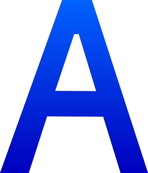 Letter A Images | formal letter template A