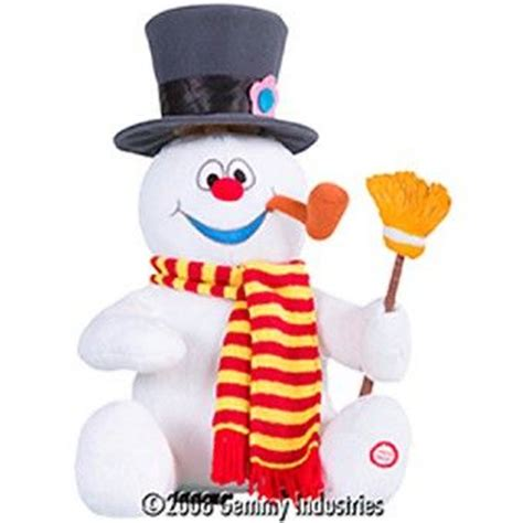 animated holiday wigglin frosty the snowman by gemmy