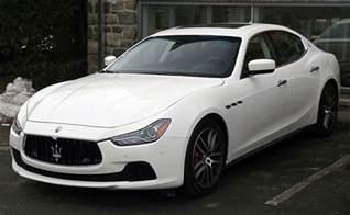 Maserati Wiki Maserati Ghibli M157