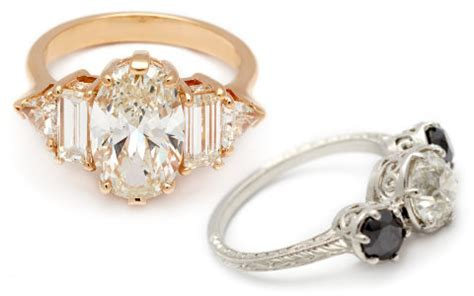 Best Places to Customize Engagement Rings   InStyle.com