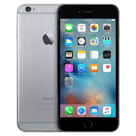 apple iphone 6s plus space grey 128gb 0888462570350 movertix mobile phones shop