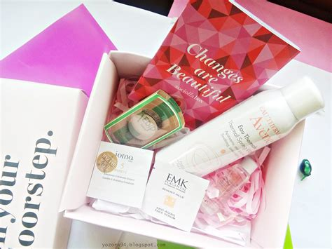Avene Lotion Micellar Lotion 25ml unboxing sociolla monthly box pt 2 and freebies ell s