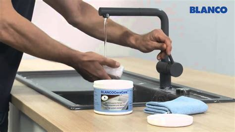 how to clean blanco sink how to clean and care for a blanco ceramic sink