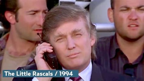 donald trump little rascals donald trump s best tv movie and music video cameos us