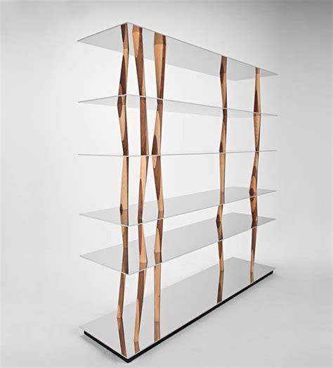 libreria caffè libreria in alluminio e legno sendai horm