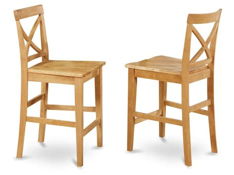 Kitchen Counter Chairs by Set Of 2 Bar Stools Kitchen Counter Height Chairs W Wood