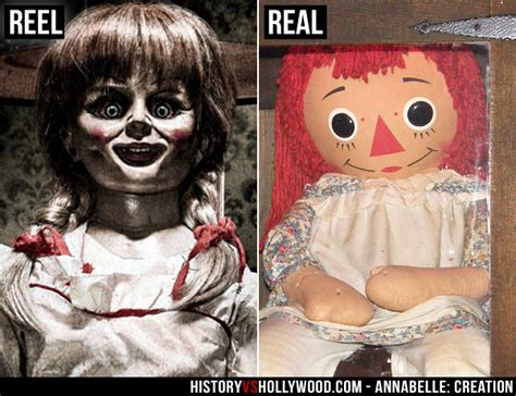 the annabelle doll story is annabelle 2 creation a true story the doll reveals the