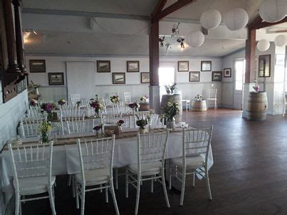 The interior of the WA Rowing Club.   Best Wedding Venues