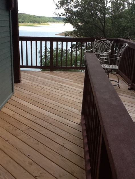 Deck Stain Grey by Advice Or Reviews On Behr Deckover