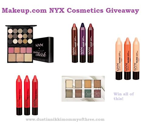 Nyx Cosmetics Giveaway - makeup com nyx cosmetics giveaway 171 dustinnikki mommy of three