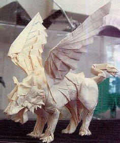 origami griffin tutorial origami dragon how to make an easy origami dragon