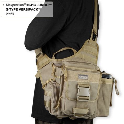 maxpedition jumbo versipack s type choice of colours