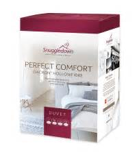 Comforta Dacron Pillow snuggledown