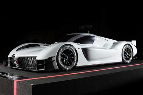 toyota official official toyota gr super sports concept 1000hp hybrid