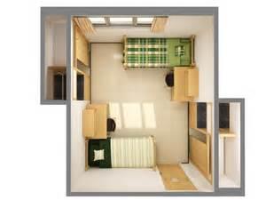 Built In Desks Stockbridge Hall Residence Life Ndsu
