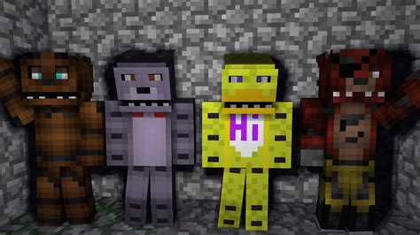 Pdf Five Nights At Minecraft 1 by Minecraft Five Nights At Freddy S Mine Craft