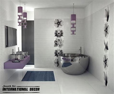 decorated bathroom latest trends for bathroom decor designs ideas