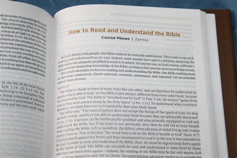 authorized the use and misuse of the king bible books crossway esv global study bible review