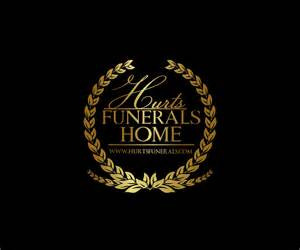 playful logo design for hurt s funeral home by