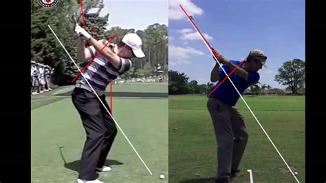 easiest golf swing to learn easiest golf swing you can learn rory mcilroy vs kirk