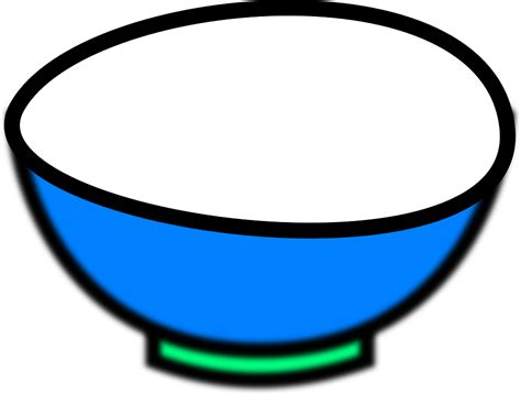 from bowl free vector graphic bowl blue soup dish green free